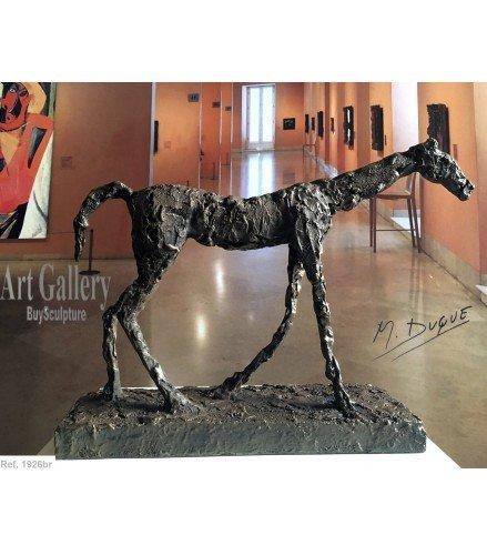 Impressionistische Pferd