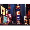 City's soul reflection NY NIGHT 1