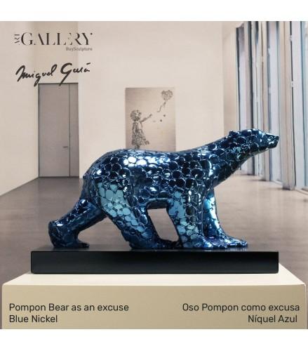 ¡¡Pompon Bear as an excuse, Polar Blue!!
