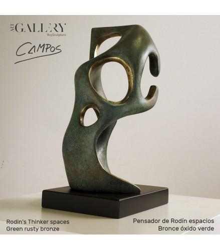 Rodins Denker Räume