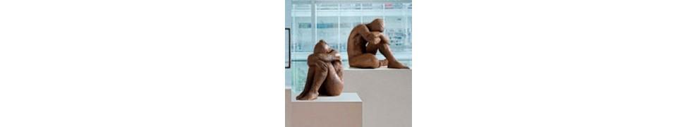 Impressionistische Skulptur