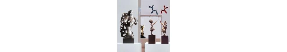 Skulpturen des menschlichen Körpers