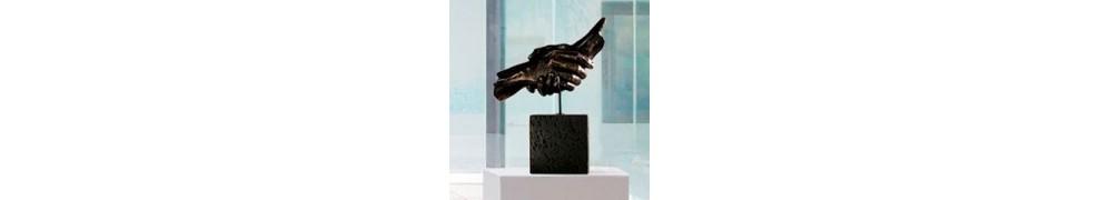 Skulpturen von Händen