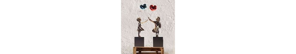 Street-Art Skulpturen kaufen